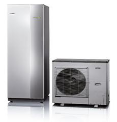 Тепловые насосы воздух/вода