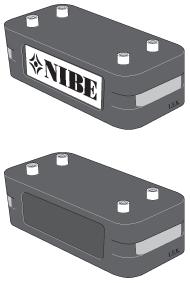 NIBE PLEX пластинчатый теплообменник