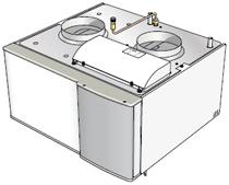 NIBE FLM Модуль вытяжного воздуха